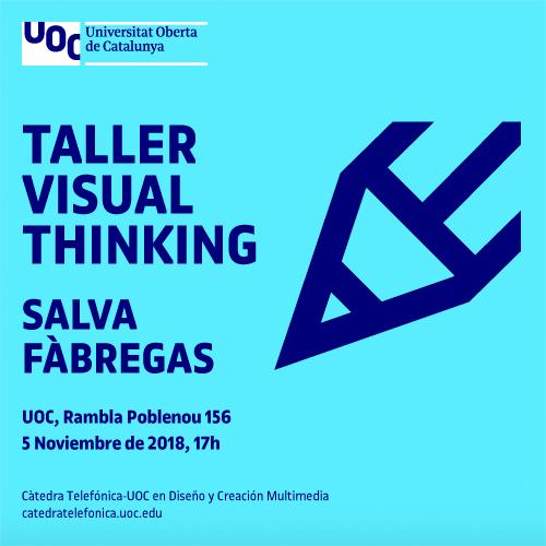 Taller Visual Thinking UOC